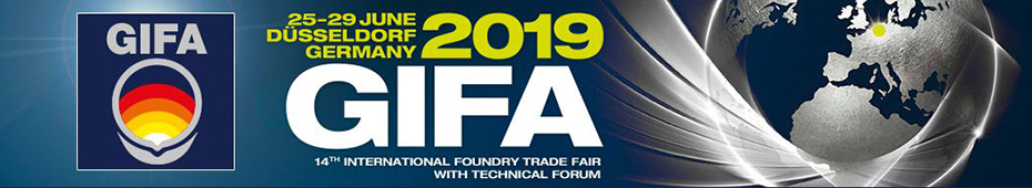 TECNOPRES AT GIFA 2019